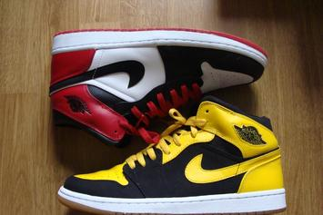 "Both ""Old Love New Love"" Air Jordan 1s Are Releasing This Year"