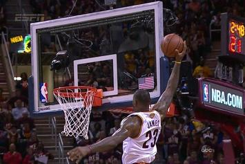 Top 10 Fastbreak Dunks Of The 2016 NBA Season