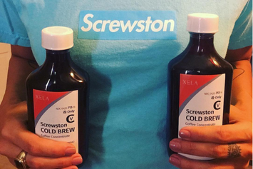 Houston-Based Company Is Selling Coffee In Cough Syrup Bottles As A Tribute To DJ Screw