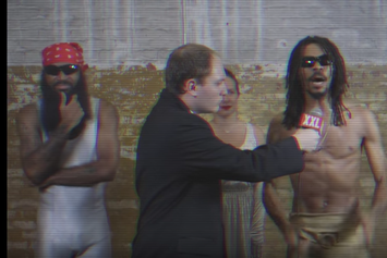 Flatbush Zombies Recreated An Infamous Wrestling Promo Aimed At Hulk Hogan