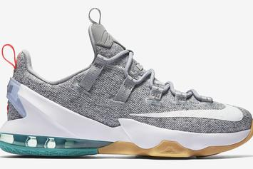"The ""Summer Pack"" Nike LeBron 13 Low Might Be The Best One All Year"