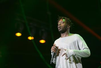 "Isaiah Rashad Reveals Cover Art For Upcoming Album ""The Sun's Tirade"""