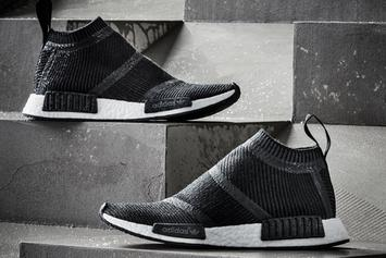 "Release Date Announced For The ""Wool"" Adidas NMD City Sock"