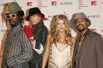 """Black Eyed Peas Release Epic Star-Studded """"Where Is the Love?"""" Remix"""