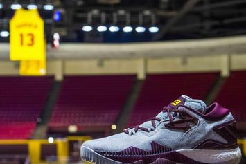 "Adidas And James Harden Introduce The ""Arizona State University"" Crazylight 2016"