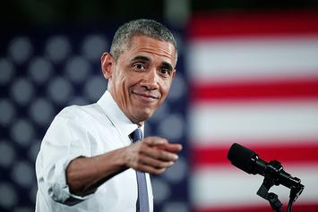 """President Obama Is Throwing A Music Festival At The White House Called """"South By South Lawn"""""""