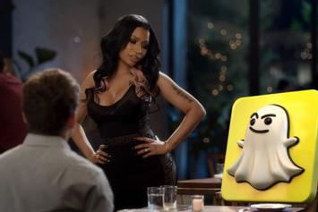 Nicki Minaj Stars In New T-Mobile Commercial