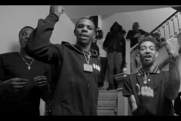 "PnB Rock Feat. A Boogie Wit Da Hoodie ""Bet On It"" Video"