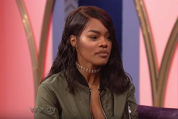 "Teyana Taylor Talks Kanye West, ""Fade"" & Marriage On ""Wendy"""