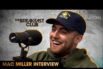 Mac Miller Reflects On Getting His Ankles Broken By Bone Collector