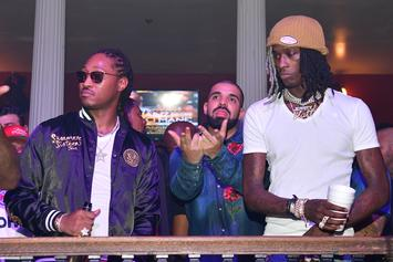 """Young Thug Apologizes To Future For """"Internet Arguments"""""""