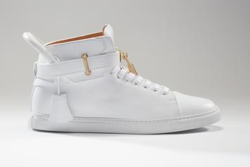This Buscemi Sneaker Costs $132,000