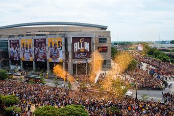 More Than 1,000 Cleveland Cavaliers Employees To Receive Championship Rings