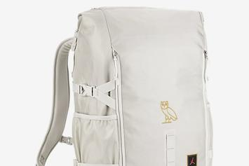 """OVO"" Top Loader Bag To Release Alongside The OVO Air Jordan 12"