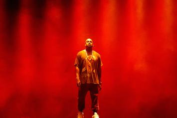 "Kanye West Stops His Meadows Fest Show Due To ""Family Emergency"""