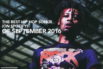 The Best Hip Hop Songs (On Spotify) Of September 2016