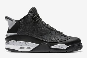 "Jordan Dub Zero Returns In A New ""Oreo"" Colorway"