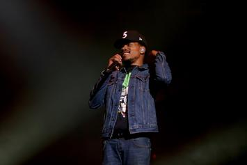 Chance The Rapper Says He's Voting For Hillary Clinton