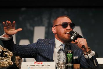 Conor McGregor Refuses To Fight In Las Vegas After $150,000 Fine