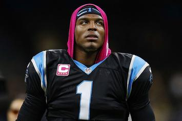 Cam Newton Outted For Sliding Into Woman's DMs