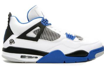 """Motorsports"" Air Jordan 4 Confirmed For 2017"