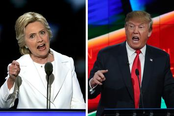 Donald Trump Vs. Hillary Clinton: Who Are You Voting For?