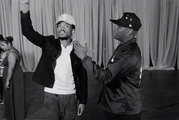 "Chance The Rapper Feat. Jay Electronica ""How Great"" Video"