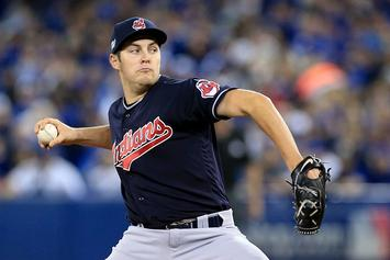 Indians Pitcher Trevor Bauer Releases Rap Song Prior To Game 1 Of World Series