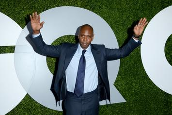 Dave Chappelle Roasts Donald Trump In New Stand-Up Routine