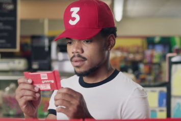 Watch Chance The Rapper's Alternate Kit-Kat Commercial