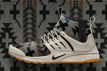Pendleton Option Is Back On NikeiD For A Limited Time