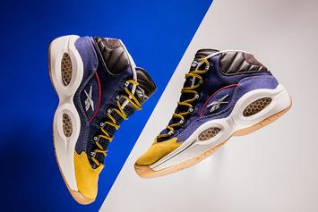 """Dress Code"" Reebok Question Mid Available Now"