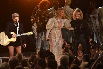 The CMA Is Accused Of Removing Clips Of Beyonce's Performance After Racist Backlash