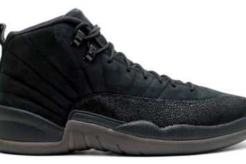 "Black ""OVO"" Air Jordan 12 Rumored For NBA All-Star Game"