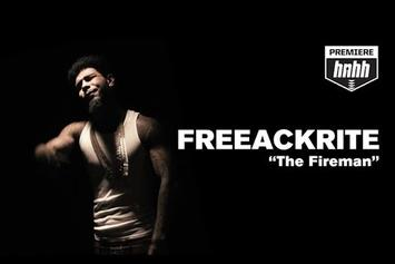 "Free Ackrite ""The Fireman"" Video"