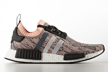 "Preview The Upcoming ""Salmon Pink"" Adidas NMD"