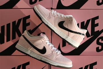 "Nike SB Dunk Low ""Pink Box"" Release Details"