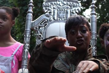 "Rapsody ""Crown"" Video"