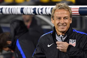 Jurgen Klinsmann Fired As USMNT Coach And Technical Director For U.S. Soccer
