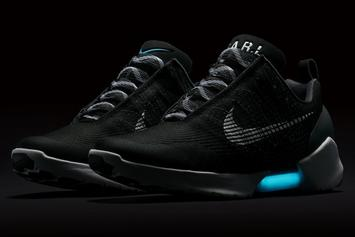 Self-Lacing Nike HyperAdapt 1.0 Release Procedure Announced