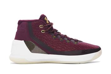 "Preview The ""Three Kings"" Under Armour Curry 3 For Christmas Day"