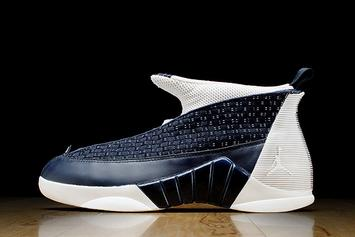 """Obsidian"" Air Jordan 15 To Release In 2017"