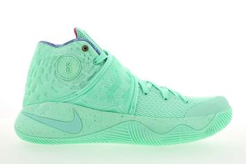 """What The"" Nike Kyrie 2 Release Details Announced"