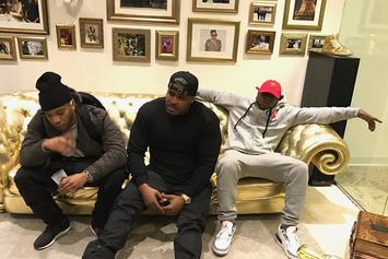 "The Lox Sign To Roc Nation; Announce New Album ""Filthy America"""