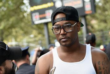 Cam'Ron Says His Album Is Dropping In March