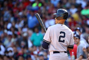 New York Yankees Announce Plan To Retire Derek Jeter's Jersey