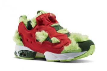 """Grinch"" Reebok Insta Pump Fury Available Now"
