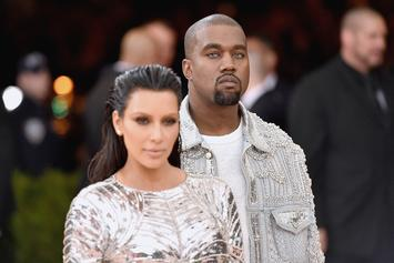 Kim Kardashian Reportedly Wants To Divorce Kanye West & Keep Both Children