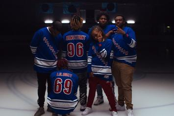 """Lil Yachty Launches Clothing Capsule Including Jerseys Worn In """"Minnesota"""" Music Video"""