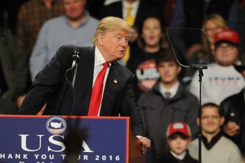 "Donald Trump To Remain Executive Producer On ""The New Celebrity Apprentice"""